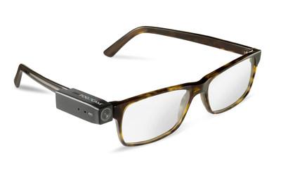 PogoTec Eyeglasses with PogoCam(TM) and PogoTrack(TM)