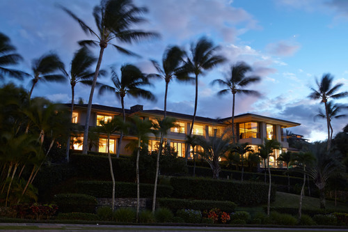 Concierge Auctions Continues Its Stellar Track Record Throughout Hawaii With The Pending Sale Of 8 Kapalua Place In Maui's Renowned Kapalua Resort.  (PRNewsFoto/Concierge Auctions)