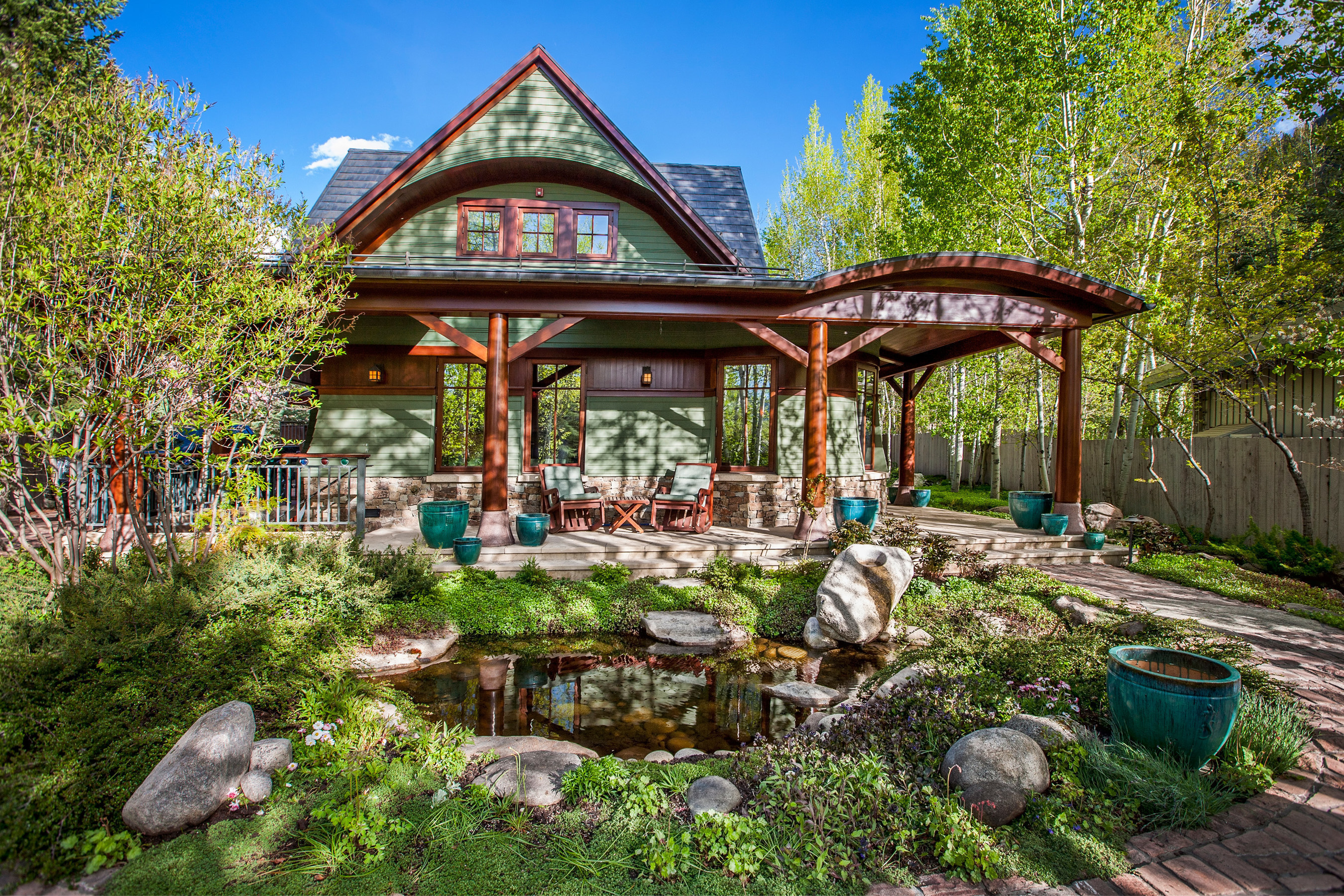 Concierge Auctions Sells Aspen, Colorado Mountain Estate Prior To Auction Date