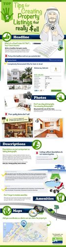 How about tips for creating property listings that really sell? (PRNewsFoto/A List Property)