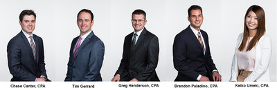 Siegfried Welcomes New Professionals to its Central Region
