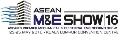ASEAN M&E 2016 Logo (PRNewsFoto/UBM Asia (Malaysia))
