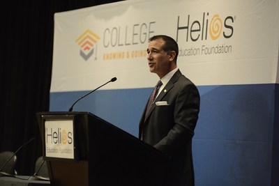 Paul J. Luna, President and CEO of Helios Education Foundation discusses new College Knowing and Going initiative.