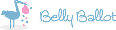 Belly Ballot- Naming Your Baby Has Never Been This Fun.  (PRNewsFoto/Belly Ballot)
