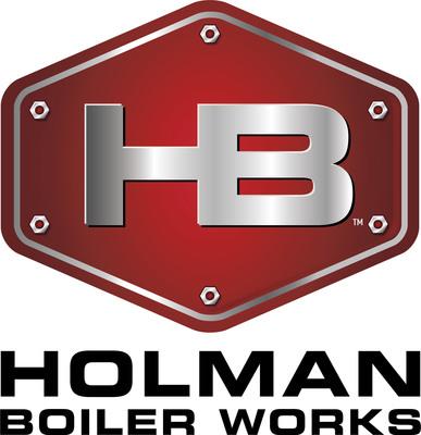 Holman Boiler Works Logo.