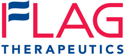 FLAG Therapeutics, Inc., based in Raleigh, North Carolina, is an early-stage oncology company focused on the development of therapies based on two novel classes of small molecule, water-soluble drugs.  In vivo studies suggest that both classes of compounds, anti-angiogenic/anti-tubulin (AA/AT) compounds and folate-targeted anti-cancer (FTAC) compounds, hold the potential to treat multiple cancer types with greater safety and efficacy than conventional therapies.  Learn more at www.flagtherapeutics.com.  (PRNewsFoto/FLAG Therapeutics Inc.)