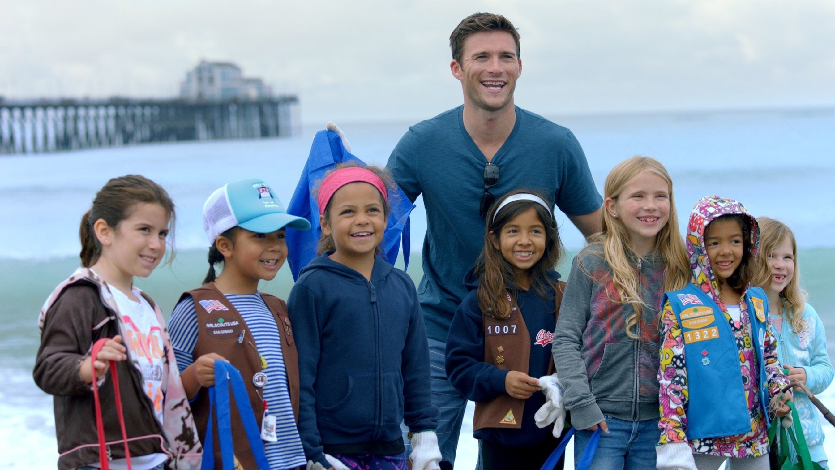 DAVIDOFF Cool Water Engages Consumers in Conservation With a Film Featuring Scott Eastwood