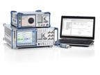 R&S CMW500 wideband radio communication tester.  (PRNewsFoto/Rohde & Schwarz)