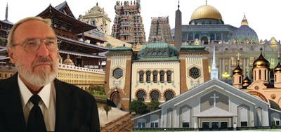 Pastor and Overseer Yisrayl Hawkins - Manipulated Image