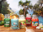 Yankee Candle Launches New Exotic Escape Collection.  (PRNewsFoto/The Yankee Candle Company, Inc.)