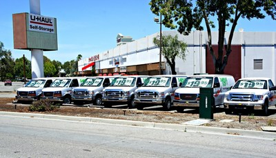 U-Haul Open for Business in Santa Clara, California