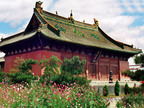 Chongfu Temple - Historical Witnesses in Shuozhou City