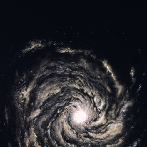 Milky Way Galaxy Spiral, from Eames film 'Powers of Ten' Celebrating 10/10/10.  (PRNewsFoto/The Eames ...