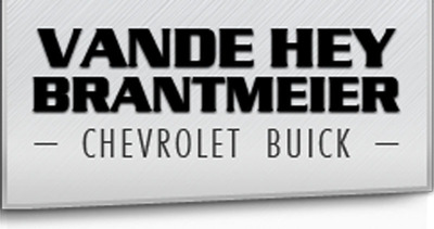 Vande Hey Brantmeier Chevrolet Buick stocks new Chevy cars and trucks near Fond du Lac.  (PRNewsFoto/Vande Hey Brantmeier Chevrolet Buick)