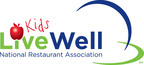 Celebrating its two-year anniversary this week, the National Restaurant Association's groundbreaking Kids LiveWell initiative has grown to more than 41,000 restaurant locations nationwide.  (PRNewsFoto/National Restaurant Association)