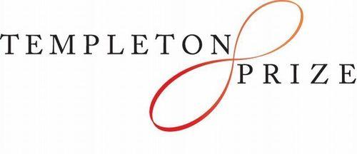 Templeton Prize Logo (PRNewsFoto/Templeton Prize UK Press Office)