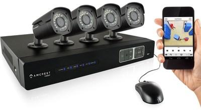 Amcrest Ip Camera On Sale Through 4 17 2016 Deals