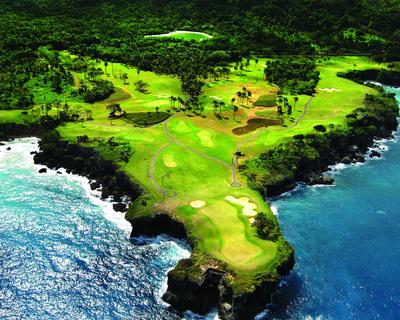 Punta Espada Golf Club at Cap Cana.  (PRNewsFoto/Dominican Republic Ministry of Tourism)
