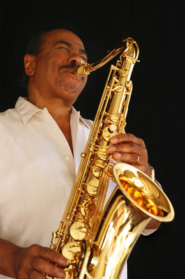 Jazz saxophonist Benny Golson will be honored in the first of two jazz-themed voyages Crystal Cruises has planned for 2013.  (PRNewsFoto/Crystal Cruises)