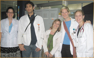 Medical Spanish program participants live in Vina del Mar, Chile, shadowing physicians in Chilean medical clinics, participating in volunteer projects, and becoming at least conversationally fluent in Spanish through cultural immersion and small-group classes.