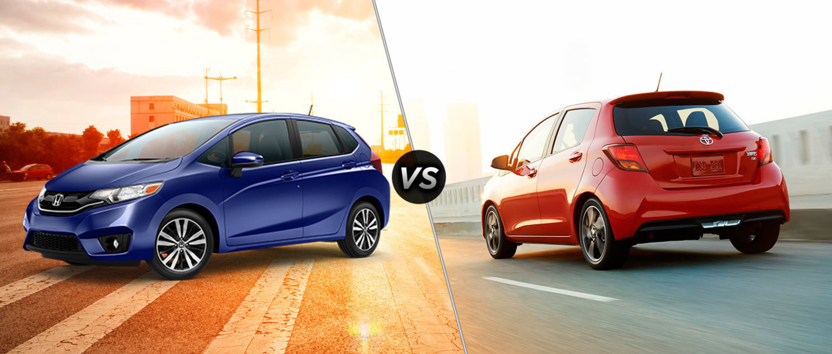 Edmonton dealership offers comparative look at 2015 Honda Fit vs 2015 Toyota Yaris for Canadian buyers