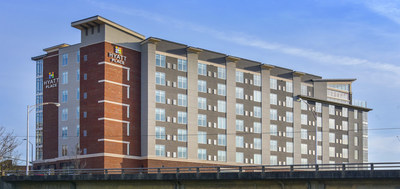 Hyatt Place Asheville/Downtown Celebrates Official Opening