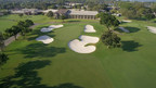 """Arnold Palmer's Bay Hill Club & Lodge in Orlando, Florida has just completed a summer-long re-grassing project on the top-ranked championship golf course, site of the PGA TOUR's Arnold Palmer Invitational Presented by MasterCard.  Book your """"Bucket List"""" golf package now and play where the professionals love to play.  www.BayHill.com"""