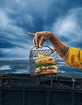 Red Robin Gourmet Burgers introduces The Wild Pacific Crab Cake Burger, the first premium seafood offering to join Red Robin's Finest menu.