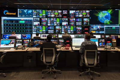Akamai's newly-opened Broadcast Operations Control Center (BOCC) is designed to help ensure the quality reliability of over-the-top (OTT) video services through a combination of highly trained technical staff and monitoring, analytics, reporting, quality and availability measurement tools that provide real-time support and unprecedented operational insight for customers delivering critical live, linear and on-demand video content. The BOCC is located in Akamai's Cambridge, Mass., headquarters.