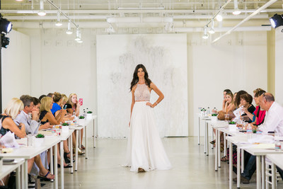 COUTURE: Los Angeles Bridal Market. Photo: Valorie Darling Photography