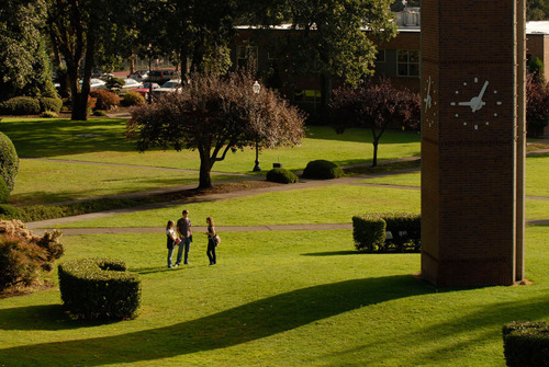 George Fox University among top Christian colleges in Forbes' 2012 ranking of 'America's Best