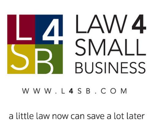 Law 4 Small Business. (PRNewsFoto/Law 4 Small Business) (PRNewsFoto/LAW 4 SMALL BUSINESS)