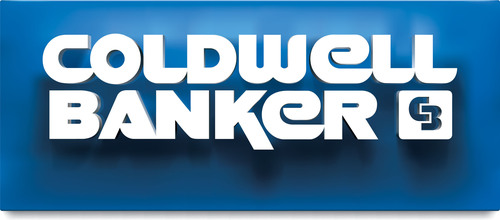 Coldwell Banker Real Estate logo.  (PRNewsFoto/Coldwell Banker Real Estate LLC)