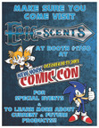 Epic-Scents Returns to New York Comic Con 2013!