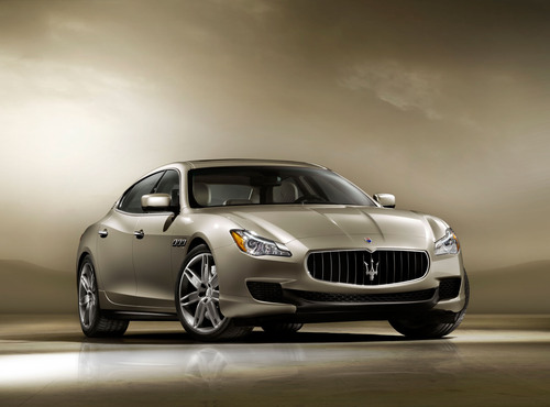 Maserati Nearly Triples Sales Over October 2012
