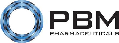 PBM Pharmaceuticals. (PRNewsFoto/PBM Pharmaceuticals) (PRNewsFoto/PBM PHARMACEUTICALS)