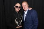 Pitbull Earns Prestigious SoundExchange Digital Radio Award