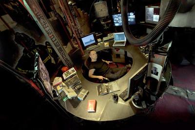 Thierry Ehrmann CEO and Founder of Artprice (PRNewsFoto/Artprice.com)
