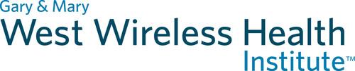 Gary & Mary West Wireless Health Institute logo.  (PRNewsFoto/West Wireless Health Institute)