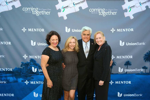 Cancer Center of Santa Barbara with Sansum Clinic Gala Co-Chairs Christy Kolva, Tracie Fiss and Julie Nadel ...