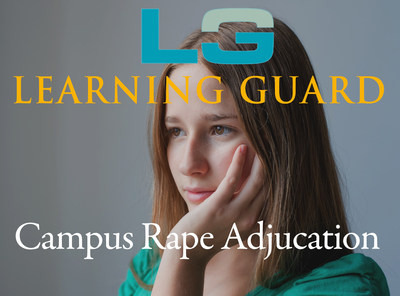 The Learning Guard Rape Adjudication System, designed for use at colleges and universities, will be available for the spring semester of 2017.