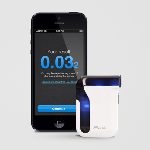 Sip, Test, Share: Study Shows 80% of Drinkers Would Share Breathalyzer Results