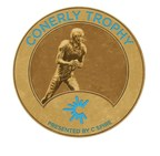 2015 marks the 20th anniversary of the Conerly Trophy presented by C Spire.  The award, which annually honors the best college football player in Mississippi, is named after the late Charlie Conerly - the only football inductee in the Mississippi Sports Hall of Fame who was an All-American at a Mississippi university, an NFL rookie of the year and NFL All-Pro member who quarterbacked a team to a world championship.