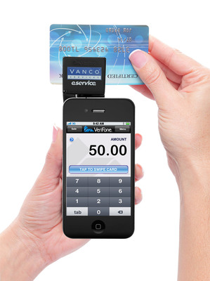 Just in time for the critical holiday donation season, Vanco Services, LLC, a financial technology company and leading provider of electronic payment solutions, is introducing its new mobile payment solution for faith-based organizations. For more information, go to www.electronicdonations.com.  (PRNewsFoto/Vanco Services, LLC)