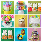 PEEPS(R) Celebrates 60th Anniversary Expressing PEEPSonality With Sweet Easter Recipes!.  (PRNewsFoto/PEEPS)
