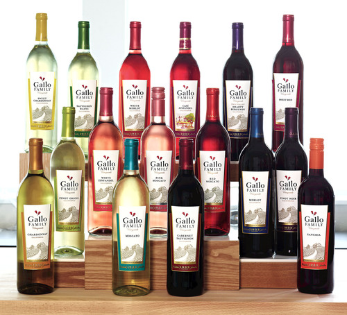 Gallo Family Vineyards® Celebrates Modern Families with Launch of Family Crest Building Tool