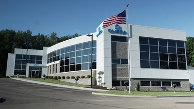 Omega's US-based headquarters now consists of over 44,000 square feet which quadruples Omega's daily hair and oral fluid testing capacity (PRNewsFoto/Omega Laboratories, Inc.)