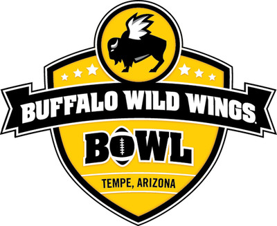 Buffalo Wild Wings Bowl.  (PRNewsFoto/Valley of the Sun Bowl Foundation)