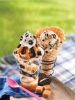 Baskin-Robbins Helps Guests Beat The Heat With OREO(R) Cookie Inspired Frozen Treats And Creative Summer Ice Cream Flavors (PRNewsFoto/Baskin-Robbins)