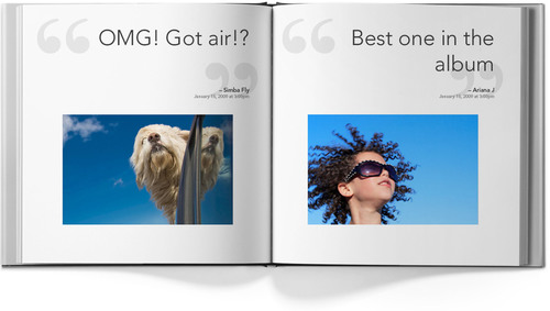 From Facebook to Photo Book in 5 Minutes